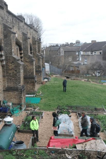 The-Castle-garden