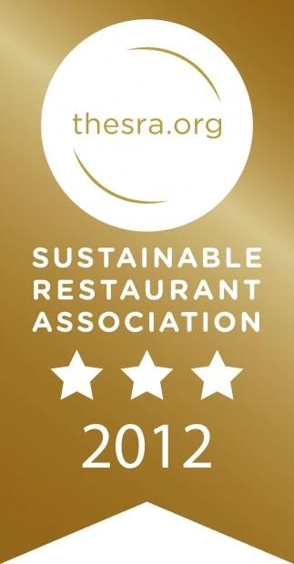 The star sustainability award for Poco-sra-3-stars
