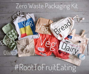 Zero Waste Packaging kit