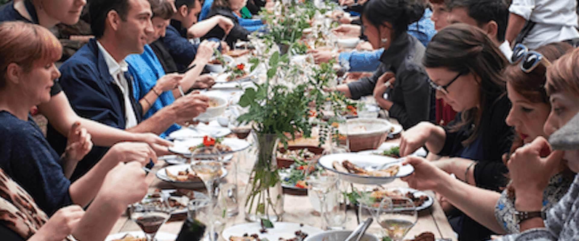 Forgotten Feast Banquet