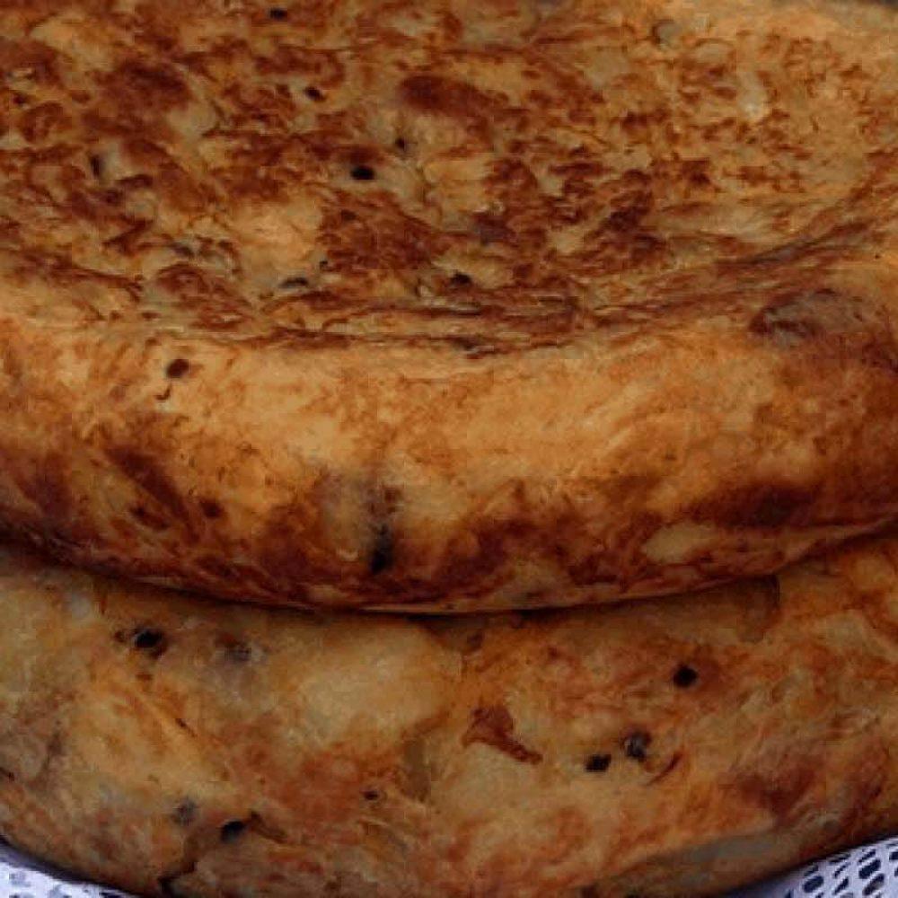 roast potato tortilla