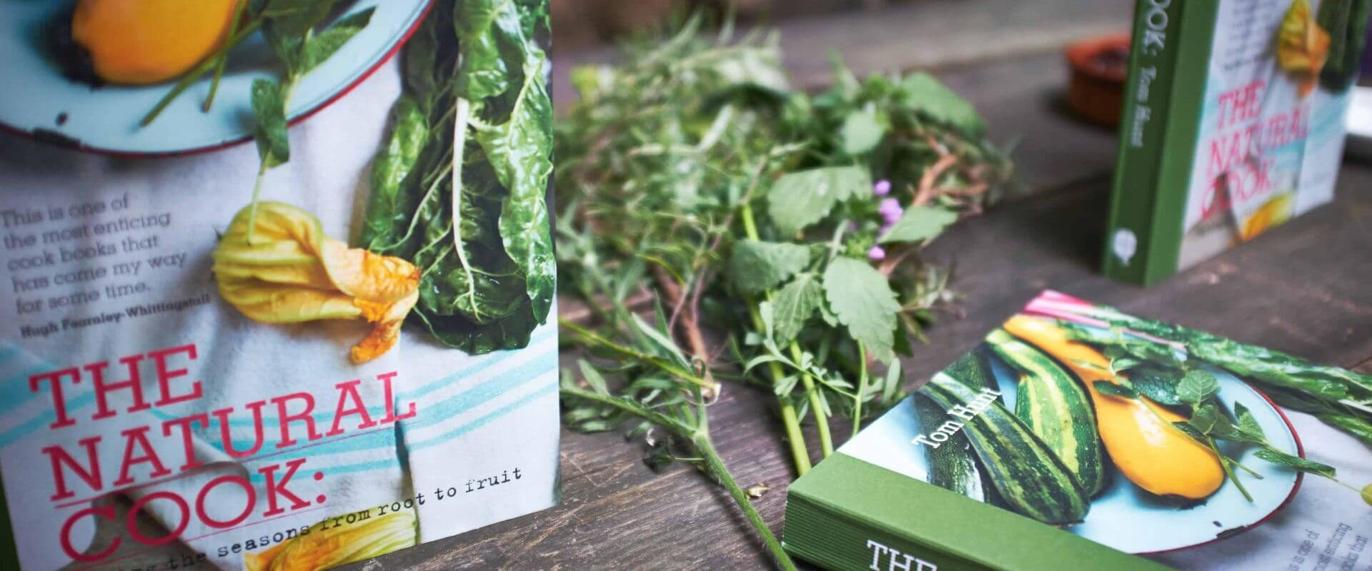 The Natural Cook book launch